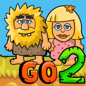 Adam and Eve adventure game.