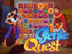 GENIE QUEST game 2021