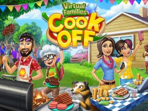 top cooking games for family