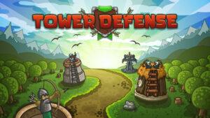 لعبة الدفاع عن البرج الحديدي