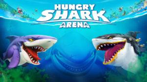 لعبة سمك القرش الجديدة 2022