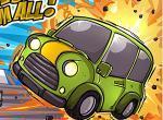 لعبة تصادم سيارات المدينة