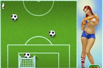 لعبة البيرة وكرة القدم
