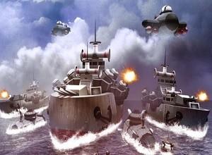 لعبة حرب سفن البحار