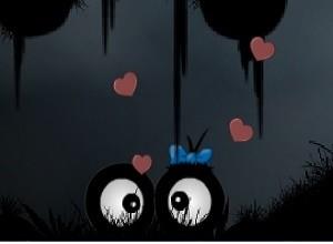 لعبة حب ورود الظل