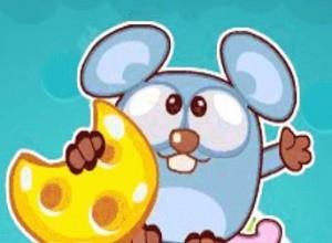 لعبة الفأر الصندق و اكل الجبنة