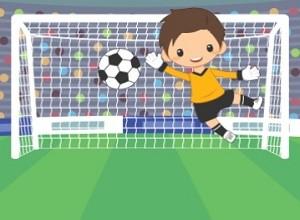 لعبة كرة القدم فاولات