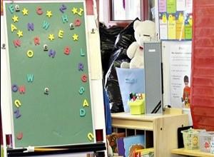 لعبة الفوضي العارمة في فصول المدرسة