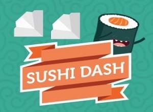 لعبة سوشي داش