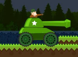لعبة دبابات ساحة المعركة