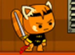 لعبة قط النينجا