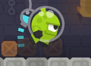 لعبة العداء الطائر المحارب