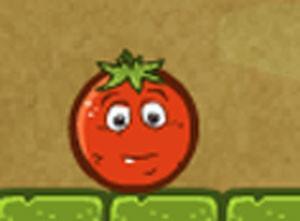 لعبة الطماطم الطازجه