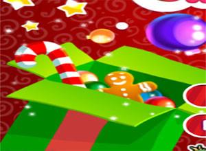 لعبة هدايا الكريسماس