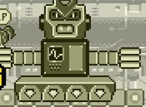 لعبة الروبوت الالي الشرير
