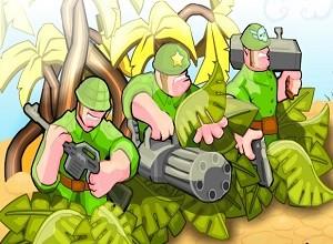لعبة حرب جنود المعسكرات