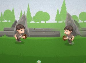 لعبة إنتفاضة المحارب الصغير