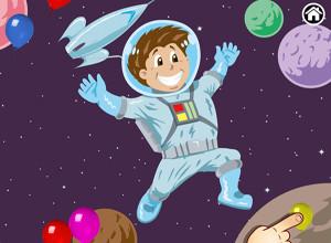 لعبة مركبات الفضاء الخارجي