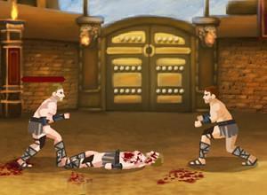 لعبة فيكتور المحارب الروماني