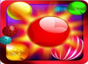 لعبة فقاقيع كاندي الملونة
