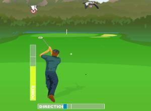 لعبة الغولف المجنونة