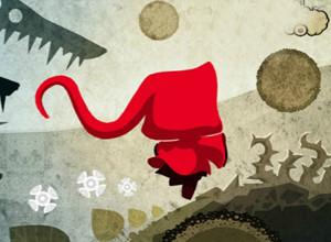 لعبة تويست صاحبة الرداء الاحمر