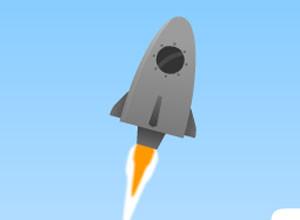 لعبة الصاروخ الرائع