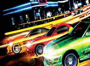 لعبة سباق سيارات الشوارع