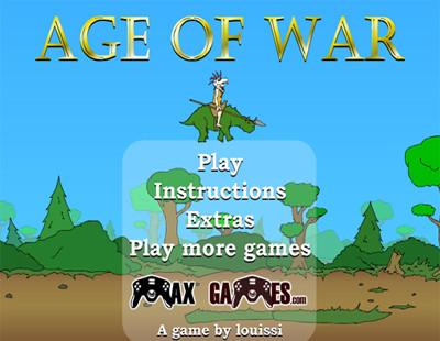 لعبة زمن الحروب
