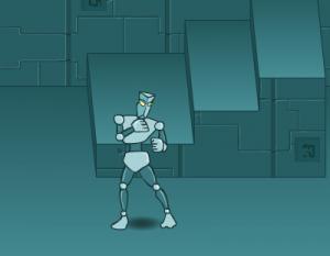 لعبة قتال الروبوتات الثلاثة