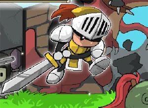 لعبة محارب التنين