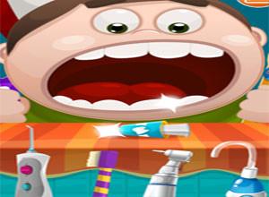 لعبة طبيب الاسنان البارع