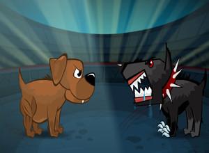 لعبة تشكيل جينات الكلب روون