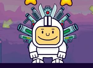 لعبة رجل الفضاء