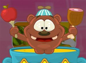 لعبة الدب الأكول