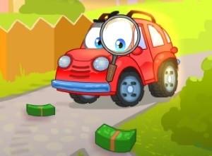 لعبة مغامرات سيارات سليندر