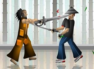 لعبة قتال محاربين الكونغ فو