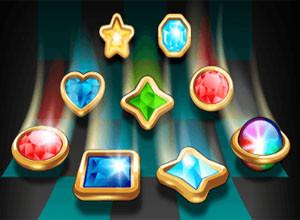 لعبة مجوهرات الملكه