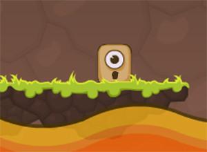 لعبة ممرات الهروب من الحمم البركانية