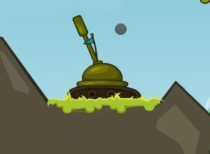 لعبة الدبابة القوية وحزمة الدبابات المستعمرة