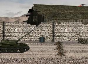 لعبة دبابات التنشين