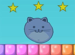 لعبة القطة الهلامية