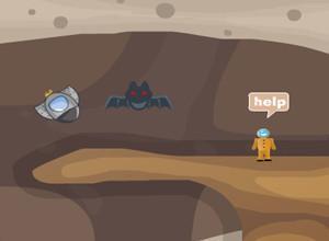 لعبة مهمات انقاذ رواد الفضاء