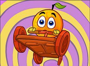 لعبة حرب السحب وحماية البرتقالة