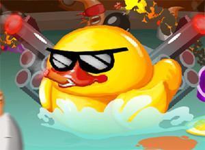 لعبة مغامرات البطة رعد فى حساء البط الشهى