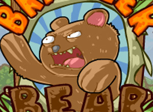 لعبة شجاعة الدب فى ساحة المعركة