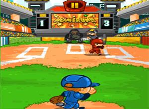 لعبة البيسبول