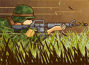لعبة المعركة الاخيرة للجيش