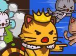 لعبة فريق القطط والمهمات الصعبة