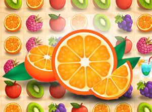 لعبة الفاكهة وصناعة المربى والعصائر
